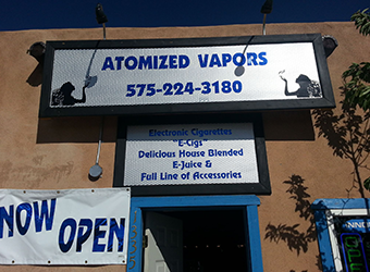 About | Atomized Vapors - Taos, NM