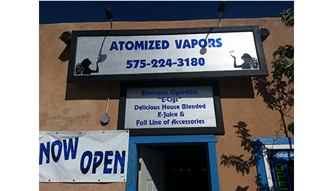 Vape Mods | Atomized Vapors | Taos, NM | (575) 224-3180